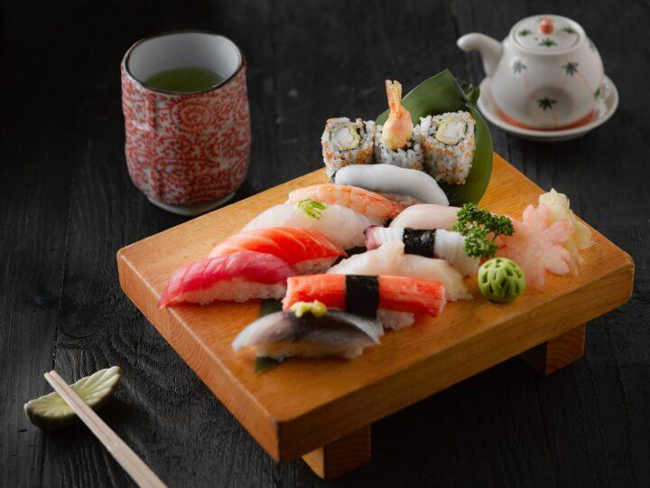 4位-寿司(日本)